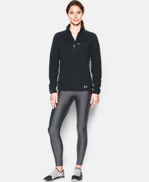 New Arrival  Women's UA Wintersweet 1/2 Zip  1 Color $89.99