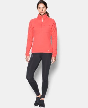 Women's UA Wintersweet 1/2 Zip  1 Color $59.99
