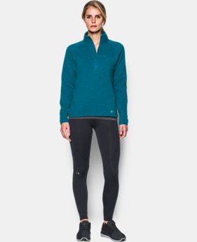 Women's UA Wintersweet 1/2 Zip  1 Color $47.99 to $59.99