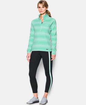 Women's UA Wintersweet 1/2 Zip LIMITED TIME: FREE U.S. SHIPPING 1 Color $44.99 to $59.99