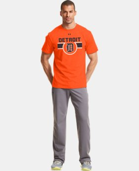 Men's Detroit Tigers Charged Cotton® Tri-Blend T-Shirt LIMITED TIME: FREE U.S. SHIPPING 1 Color $26.99