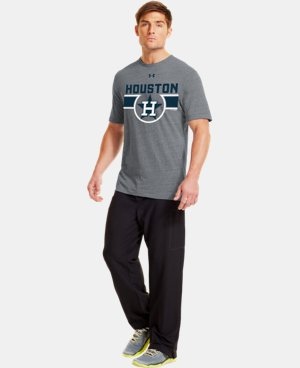 Men's Houston Astros Charged Cotton® Tri-Blend T-Shirt LIMITED TIME: FREE U.S. SHIPPING 1 Color $26.99