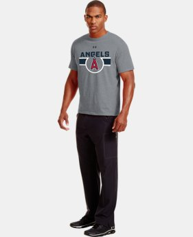 Men's Los Angeles Angels Charged Cotton® Tri-Blend T-Shirt LIMITED TIME: FREE U.S. SHIPPING 1 Color $26.99