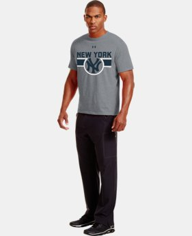 Men's New York Yankees Charged Cotton® Tri-Blend T-Shirt LIMITED TIME: FREE U.S. SHIPPING  $26.99