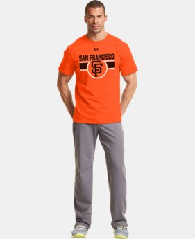 Men's San Francisco Giants Charged Cotton® Tri-Blend T-Shirt LIMITED TIME: FREE U.S. SHIPPING 1 Color $26.99