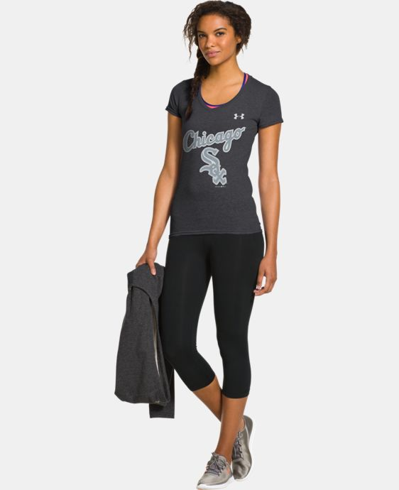 Women's Chicago White Sox Charged Cotton® Tri-Blend T  1 Color $26.99