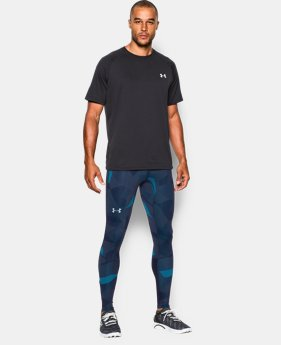 Men's UA Launch Run Printed Compression Leggings LIMITED TIME: FREE U.S. SHIPPING 1 Color $63.99