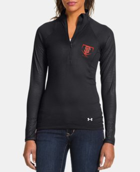 Women's San Francisco Giants UA Tech™ ½ Zip  1 Color $56.99