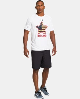 "Men's Maryland ""Star Spangled"" UA Tech™ T-Shirt"