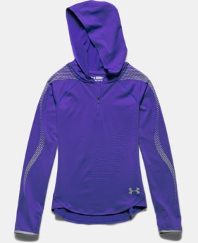 Girls' UA ColdGear® Reflective Popover