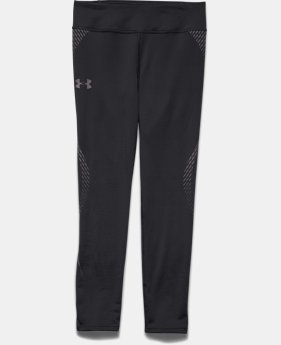 Girls' UA ColdGear® Reflective Legging