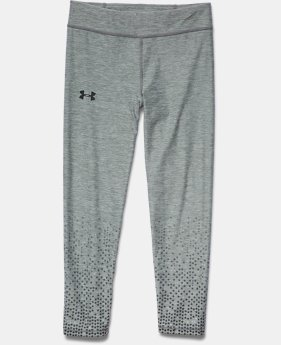 Girls' UA Studio Sport Long Capri