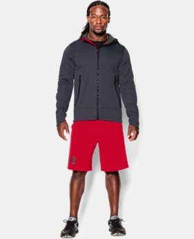 Men's UA Combine® Training Storm WINDSTOPPER® Jacket