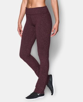 Women's UA Studio Straight Leg Pant