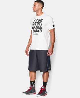 Men's SC30 Court Vision Basketball Shorts