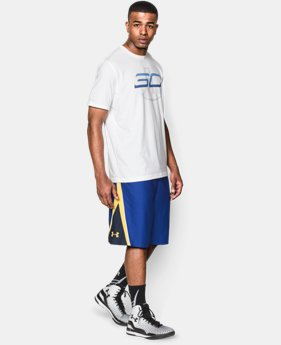 Men's SC30 Court Vision Basketball Shorts LIMITED TIME: FREE SHIPPING  $49.99