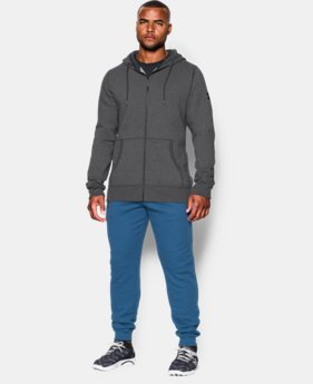 Men's Charged Cotton® Heavyweight Zip Hoodie