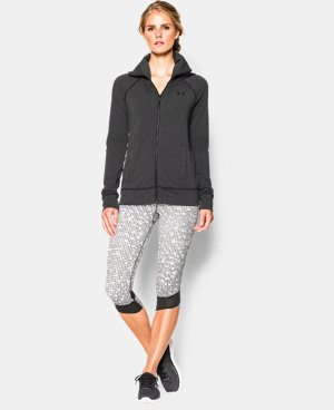 Women's UA ColdGear® Infrared Cozy Full Zip Hoodie LIMITED TIME: FREE U.S. SHIPPING 1 Color $56.99