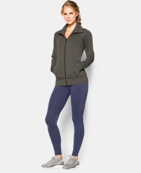 Women's UA ColdGear® Infrared Cozy Full Zip Hoodie