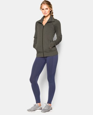 Women's UA ColdGear® Infrared Cozy Full Zip Hoodie  1 Color $42.74
