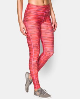 Women's UA HeatGear® Armour Printed  1 Color $33.99