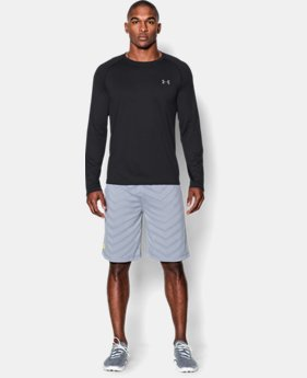 New Arrival  Men's UA Tech™ Long Sleeve T-Shirt LIMITED TIME: FREE SHIPPING  $34.99