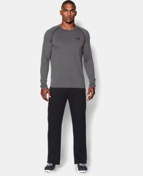 Men's UA Tech™ Long Sleeve T-Shirt  1 Color $34.99