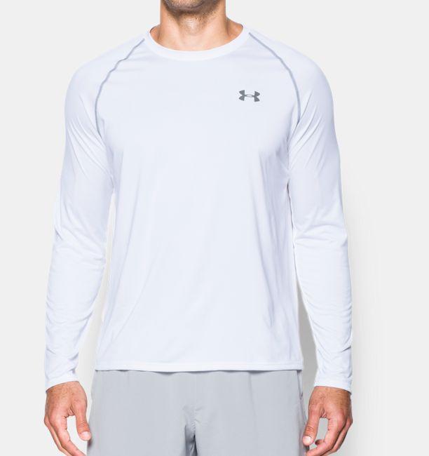 Men's UA Tech™ Long Sleeve T-Shirt | Under Armour US