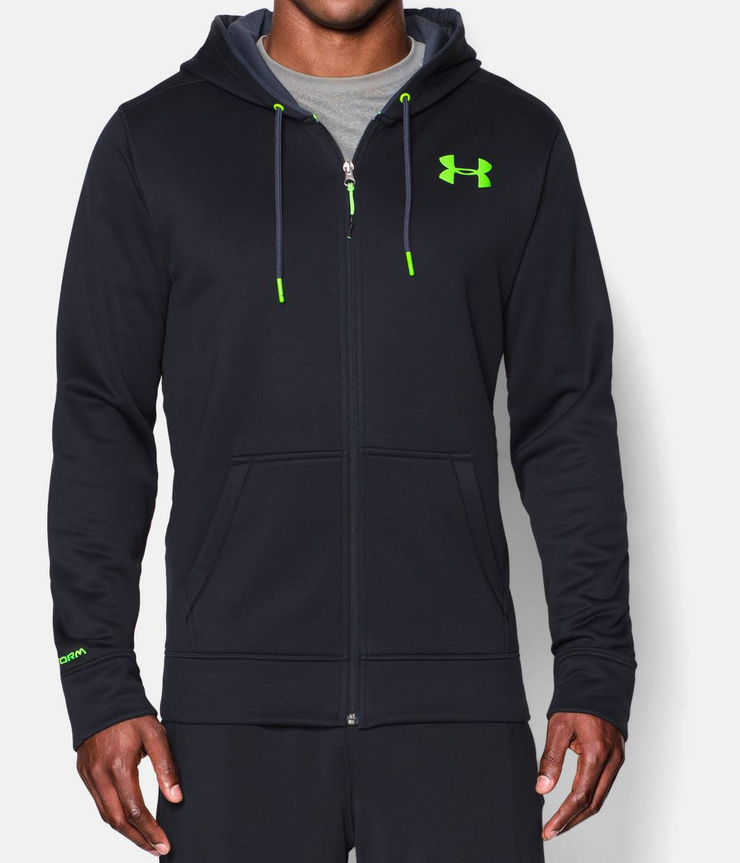 Storm under armour hoodie