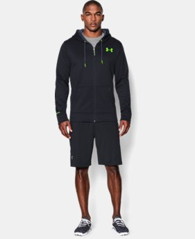 Men's UA Storm Armour® Fleece Zip Hoodie