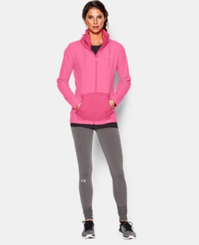 Women's UA ColdGear® Infrared Hybrid Full Zip   $71.99
