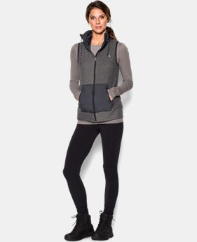 UA ColdGear® Infrared Hybrid Full Zip Vest   $79.99