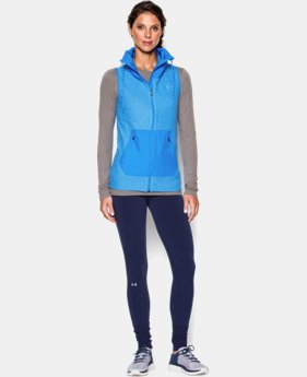 UA ColdGear® Infrared Hybrid Full Zip Vest  1 Color $52.99