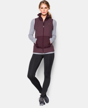 UA ColdGear® Infrared Hybrid Full Zip Vest