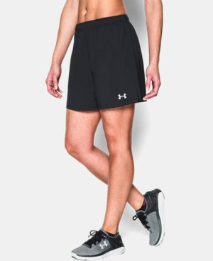 New Arrival  Women's UA Hustle Short LIMITED TIME: FREE SHIPPING 1 Color $34.99