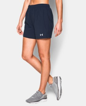 Women's UA Hustle Short  1 Color $29.99