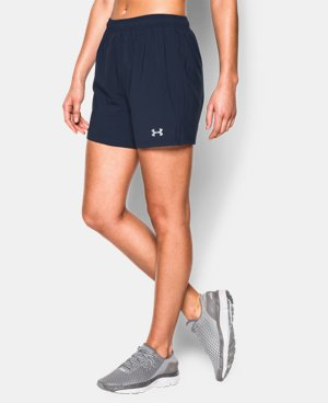 Women's UA Hustle Short LIMITED TIME: FREE U.S. SHIPPING 1 Color $29.99