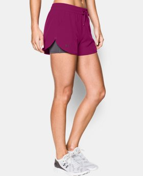 Women's UA 2X Rally Shorts LIMITED TIME: FREE U.S. SHIPPING 2 Colors $29.99