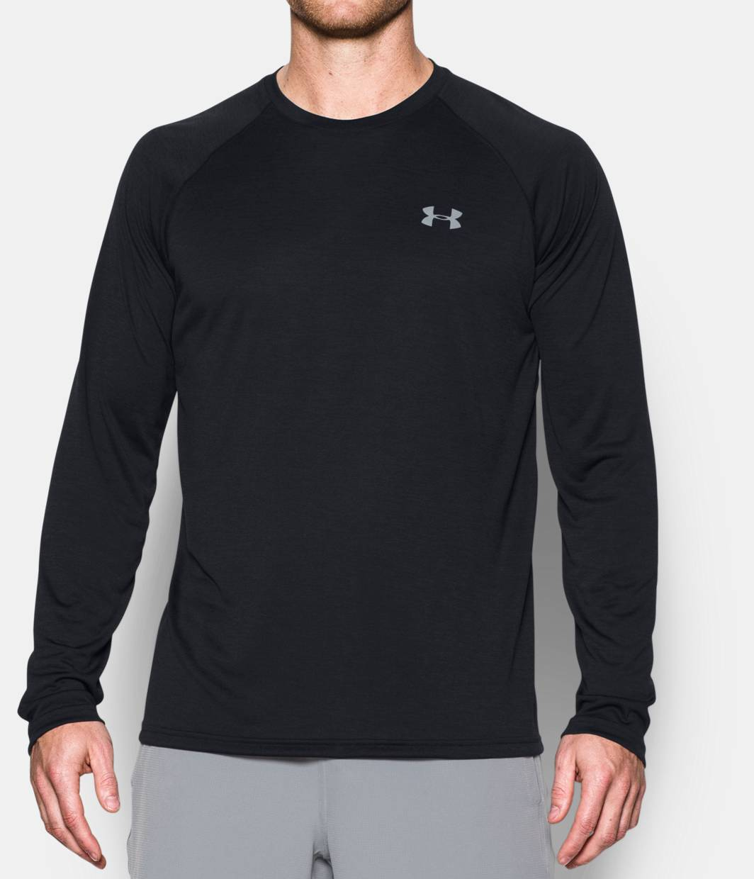 Men 39 S Ua Tech Patterned Long Sleeve T Shirt Under Armour Us