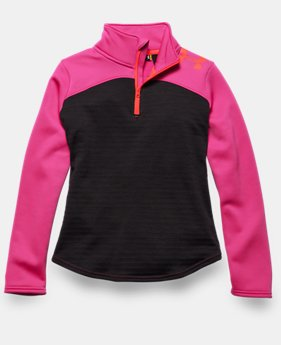 Girls' UA Gamut ¼ Zip