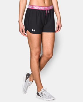 Women's UA Play Up Shorts  13 Colors $14.99 to $24.99
