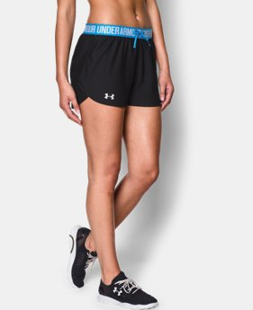 Women's UA Play Up Shorts  7 Colors $14.99 to $24.99