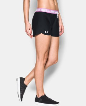 Women's UA Play Up Shorts LIMITED TIME: FREE SHIPPING 4 Colors $29.99