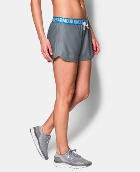 Women's UA Play Up Shorts  1 Color $22.99
