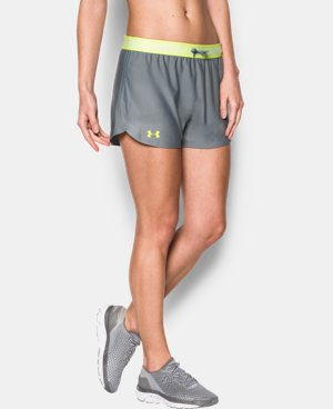 Women's UA Play Up Shorts LIMITED TIME: FREE U.S. SHIPPING 33 Colors $11.24 to $18.99
