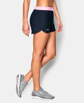 Women's UA Play Up Shorts LIMITED TIME: FREE U.S. SHIPPING 2 Colors $11.24 to $24.99