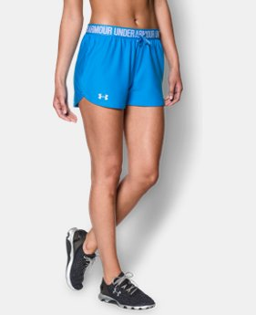 Women's UA Play Up Shorts  1 Color $17.24