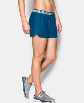 Women's UA Play Up Shorts LIMITED TIME: FREE SHIPPING 2 Colors $29.99