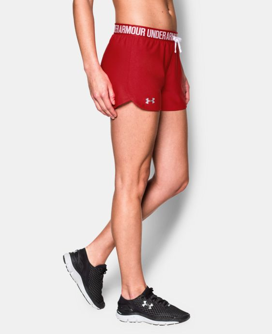 Women's UA Play Up Shorts  1 Color $17.24 to $29.99