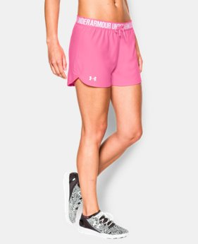 Women's UA Play Up Shorts  1 Color $29.99